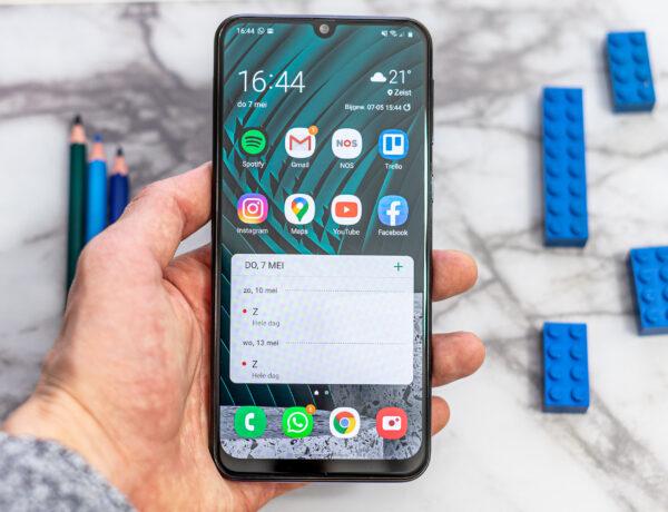 Samsung Galaxy M21 review uitgelicht
