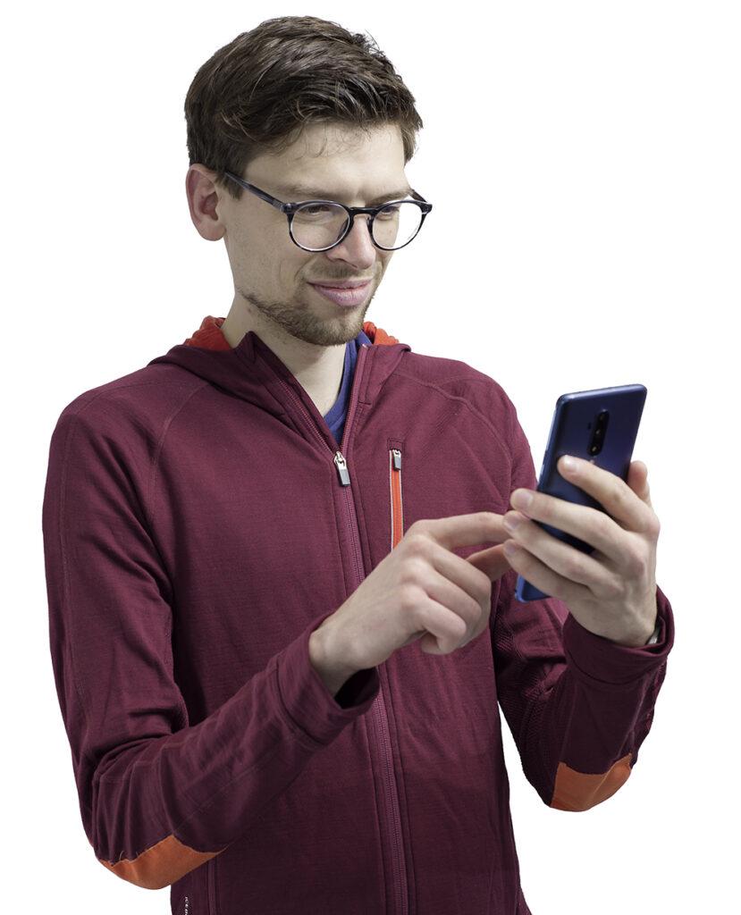 SmartphoneMan Dominick