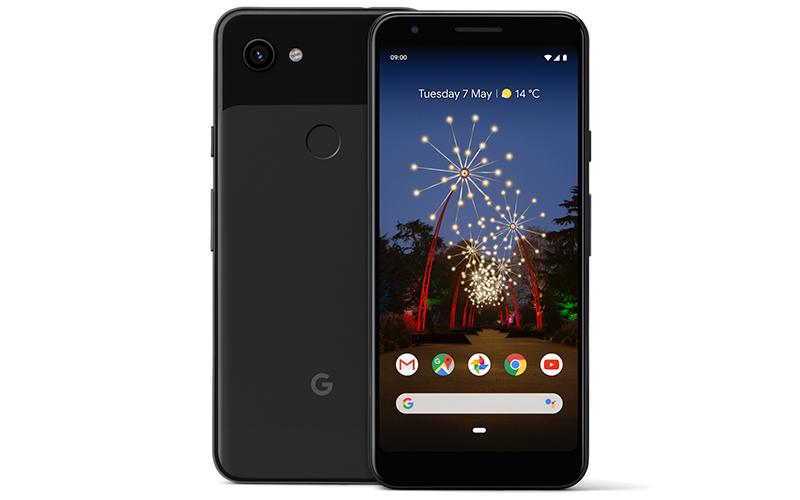 Google Pixel 3a kopen overzicht