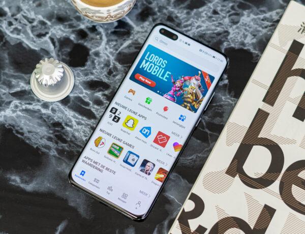 Huawei zonder Google AppGallery