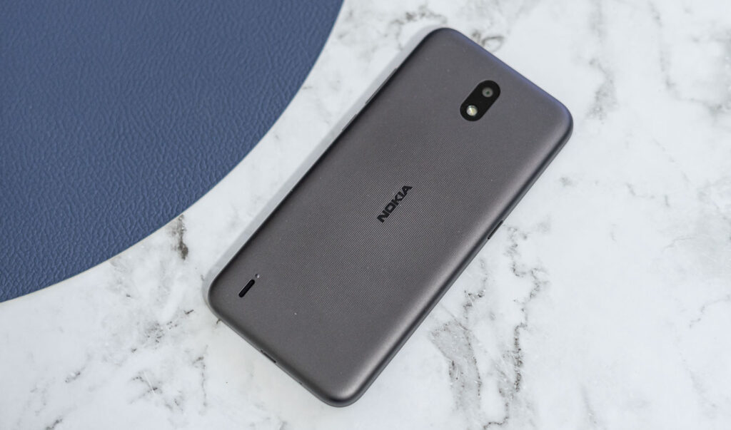 Nokia 1.3 review design