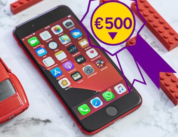 Beste smartphones onder e500 thumbnail