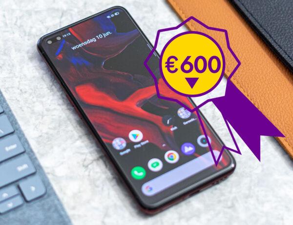 Beste smartphones onder e600 thumbnail