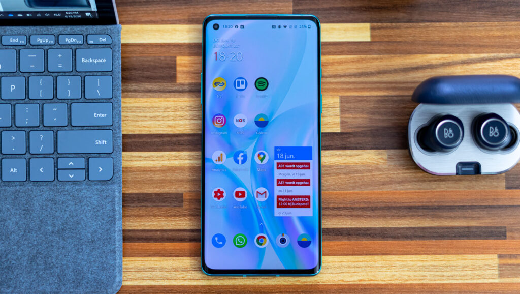 OnePlus 8 review hoofdfoto