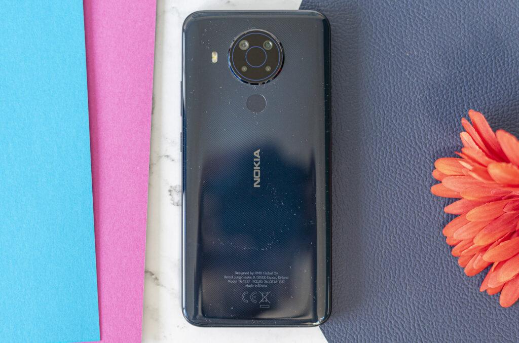 Nokia 5.4 Achter