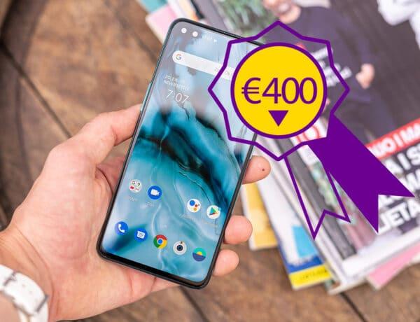 Thumbnail beste smartphones onder 400