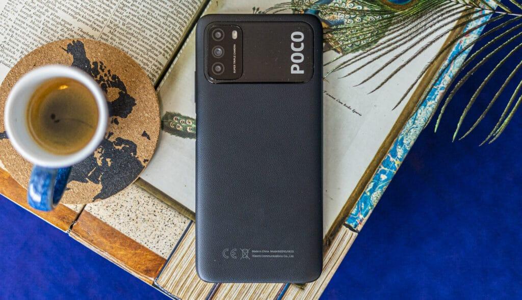Xiaomi Poco M3 12