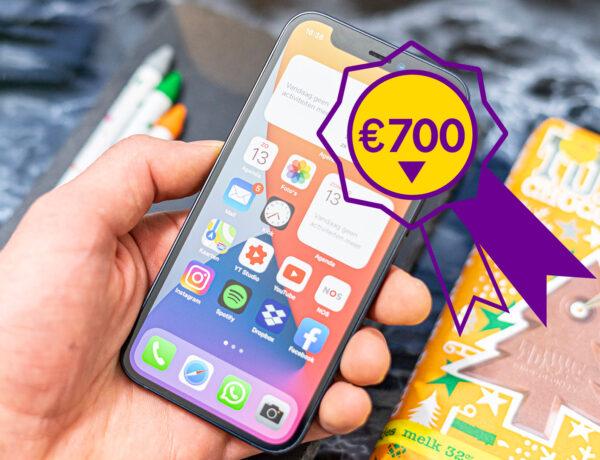 Beste smartphones onder 700 euro