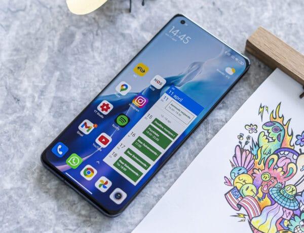 Xiaomi Mi 11 review voorkant