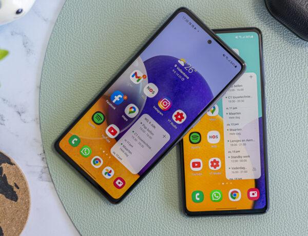 Samsung Galaxy A52 vs Galaxy A72 02