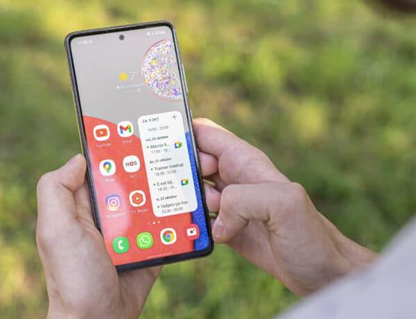 Samsung Galaxy A52s 22